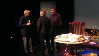A successful Readers' Festival in the Riverbank Arts Centre Newbridge